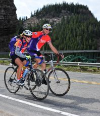 CANCELED: Castle Rock to Palmer Lake Training Ride